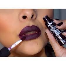 Lipstik Nyx Transylvania trend to try wine nars matte lipstick fair complexion