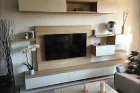meuble tv cuisine réalisations meuble tv avec des éléments de cuisine de cuisines