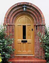 Solid Timber Front Doors by Oak Front Door Berkshire Rjp Joinery Uk Limited