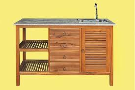 lavelli esterno mobile lavello da esterno piano marmo c lavabo e scarico con