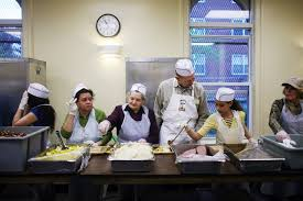 local soup kitchens seeing more faces this year cbs new york