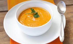 cuisine potimarron soupe potimarron et châtaignes