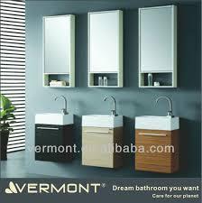 melamine bathroom cabinets wall mounted bamboo bathroom vanity wall mounted bamboo bathroom