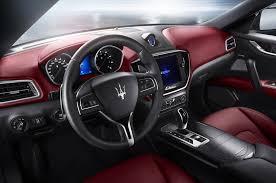 maserati interior 2017 2014 maserati ghibli first drive motor trend