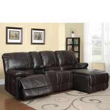 Ricardo Leather Reclining Sofa Power Recliner W X D X H - Ricardo leather reclining sofa
