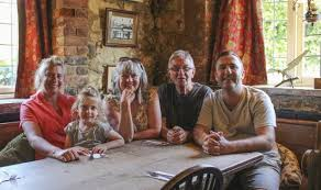 great for family get togethers picture of the crown inn shorwell