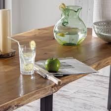 Esstisch Queens Tisch Esszimmer Akazie Esstisch Escoba Aus Akazie Massivholz Pharao24 De