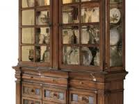 Ashley Furniture Hutch Gorgeous 7 Pc Ashley Furniture Dining Room Set And China Cabinet
