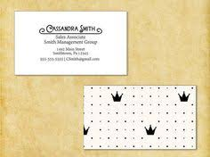 Standard Us Business Card Size Business Cards Diamond Thick Paper Standard Business Card