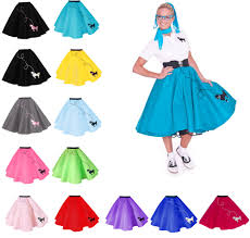 50s Halloween Costumes Poodle Skirts Sandi Pointe U2013 Virtual Library Collections