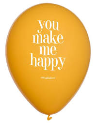 balloons delivery dc you make me happy balloon delivered winkballoons
