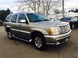 cadillac suv 2003 2003 cadillac escalade awd 4dr suv in citrus heights ca c h