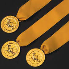 graduation medals honor madallions by oak cap gown