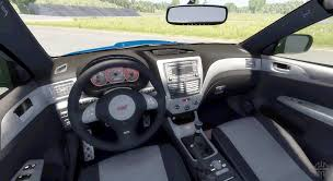 subaru wrx modified impreza wrx sti 2008 for beamng drive