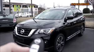 nissan armada 2018 interior 2018 nissan pathfinder review interior and exterior youtube