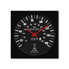 bmw speedometer bmw e30 m3 speedometer wall clock by heritage racing choice gear