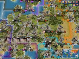 World War 2 Europe Map by A Humble World War Ii Scenario Civfanatics Forums