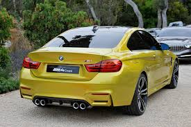 bmw m4 release date more 2014 bmw m3 saloon and m4 coupe details divulged price and