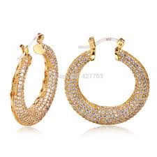 real gold earrings cheap real gold bamboo earrings find real gold bamboo earrings