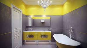 Bathroom Color Idea Yellow Bathroom Color Ideas Image In Design