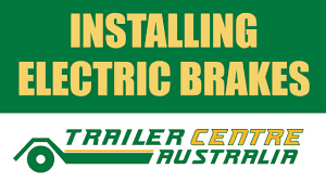 how to install electric brakes on your trailer trailer centre
