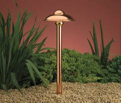 Copper Landscape Lighting Fixtures Amazing Copper Outdoor Lighting Colour Story Design