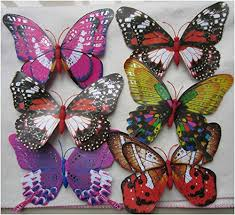 lebeila butterfly garden ornaments patio décor butterfly