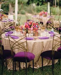 wedding table linens 6 seriously pretty wedding table linen ideas by style crazyforus