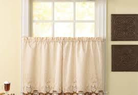 Tier Curtains Kitchen by Curtains Cute Kitchen Curtains Kind Kitchen Window Decor