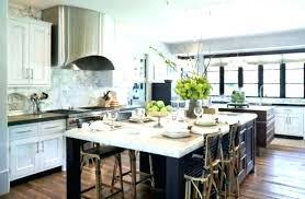 kitchen island and table great modern kitchen island table combination pertaining to home