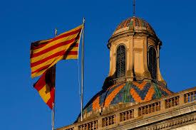 Barcelona Spain Flag Spain Seeks Rebellion Charges Against Fired Catalan Leaders