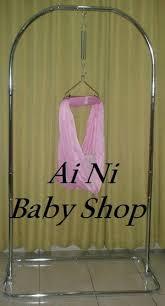 Sho Bayi jual tiang ayunan bayi kaki kotak b merk my dear ai ni baby shop