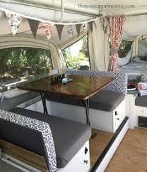 Replacement Pop Up Camper Curtains Best 25 Popup Camper Remodel Ideas On Pinterest Camper Makeover
