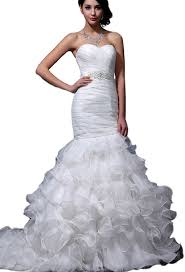 organza wedding dress albizia s mermaid organza wedding dresses at