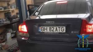 volvo s60 tail light assembly volvo s60 taillights and mirrors conversion youtube
