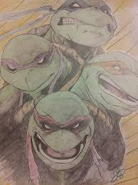 die besten 25 ninja turtle drawing ideen auf ninja