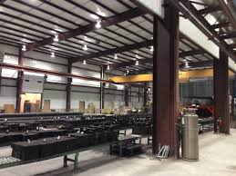 manufacturing production portfolio category metallic building