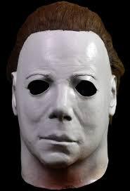Michael Myers Mask Licensed Michael Myers Halloween Ii Elrod Mask
