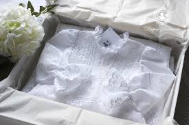 baptism accessories buy baptismal dress and cap white richelieu variations on