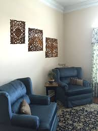 3 wood wall small carved wood wall decor 5 12 asiana home decor