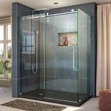 frameless corner shower doors shower doors the home depot