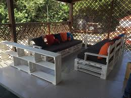Pallets Patio Furniture Outdoor Furniture Made From Pallets Sets Best Outdoor Furniture