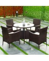 Garden Sofa Dining Set Spectacular Deal On Costway 11 Pcs Outdoor Patio Dining Set Metal