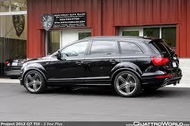Audi Q7 Diesel - project 2012 audi q7 tdi 3 quattroworld