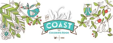 Where to Buy – The West Coast Coloring Book