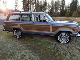 1989 jeep wagoneer for sale classiccars com cc 1049810
