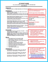 Resume Objective For Barista 30 Sophisticated Barista Resume Sample That Leads To Barista Jobs