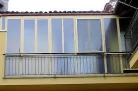 chiudere veranda chiusura balcone a veranda parziale o totale