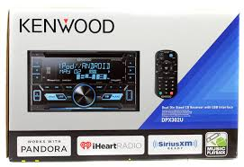 kenwood home theater receiver kenwood dpx302u double din in dash cd receiver with front usb and