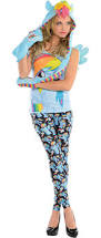 party city teenage halloween costumes create your own women u0027s rainbow dash costume accessories party city